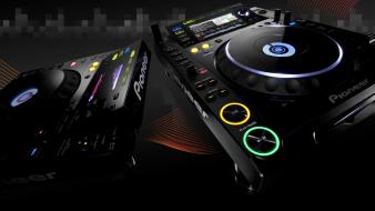 Pioneer artistic cdj2000 instruments music wallpaper