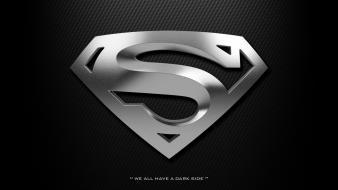 Superman logo 3d wallpaper