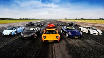 6gear ferrari lamborghini supercars wallpaper