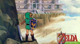 A link to the past video games wallpaper