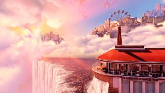 Artwork digital art fantasy futuristic video games wallpaper