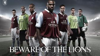 Aston villa english premier league football teams soccer Wallpaper