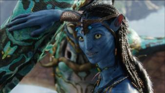 Avatar neytiri movies Wallpaper