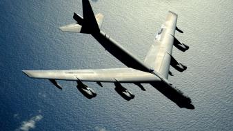 B52 stratofortress boeing army bomber military Wallpaper