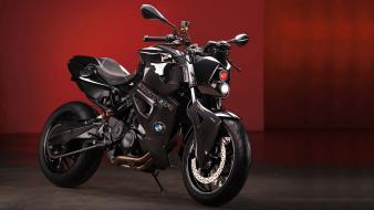Bmw f800 r predator black custom bike motorbikes wallpaper
