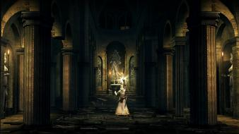 Dark souls video games wallpaper