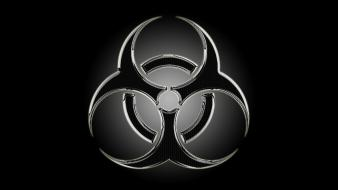 Deviantart biohazard glow Wallpaper
