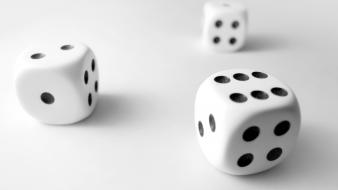 Dice games wallpaper