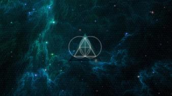 Drink the sea glitch mob nebulae wallpaper
