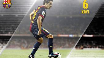 Fc barcelona xavi hernandez football teams sports wallpaper
