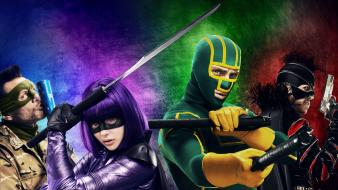 Hit girl kick-ass 2 wallpaper