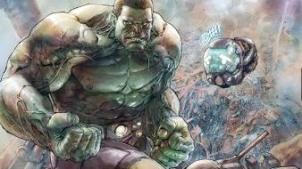 Hulk (comic character) indestructible marvel comics wallpaper