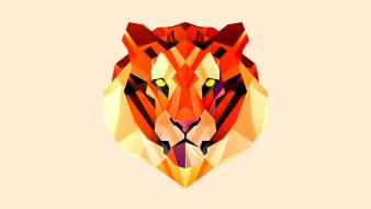 Justin maller abstract animals digital art vectors wallpaper