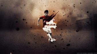 Kagawa manchester united shinji football players wallpaper