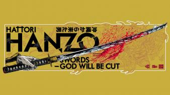 Kill bill quentin tarantino fan art movies wallpaper