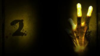 L4d2 valve corporation corruption green hands wallpaper