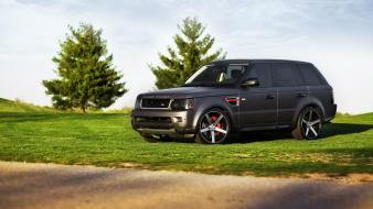 Land rover range cars tuning wallpaper