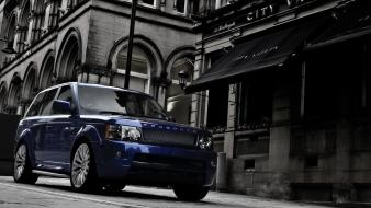 Land rover range project Wallpaper
