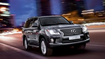 Lexus auto cars lx 570 wallpaper