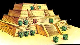 Link to the past video games ziggurat wallpaper
