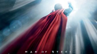 Man of steel (movie) superman wallpaper