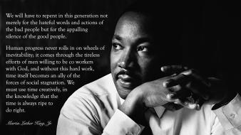Mlk martin luther king human rights inspirational motivational wallpaper