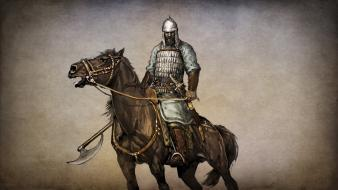 Mount blade warband armor artwork axe wallpaper