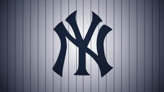 New york baseball logo wallpaper