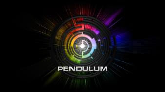 Pendulum drum and bass electronic logos music Wallpaper
