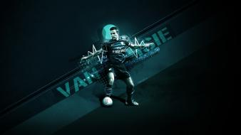 Robin van persie football players premier league Wallpaper