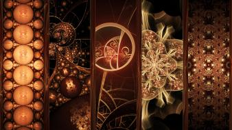 3d art abstract backgrounds digital wallpaper