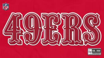 49ers nfl san francisco red sports Wallpaper
