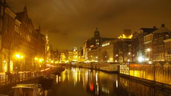 Amsterdam dutch europe holland the netherlands wallpaper