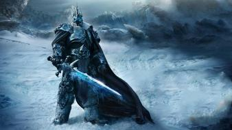 Arthas lich king wrath of the Wallpaper