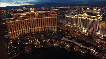 Caesars palace las vegas cityscapes hotels wallpaper