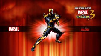 Capcom marvel vs 3 nova richard rider comics wallpaper