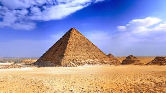 Egypt giza buildings pyramid wallpaper