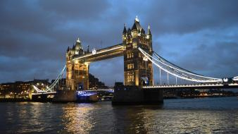 England london tower of bridges cities wallpaper