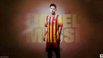 Fc barcelona lionel messi blaugrana catalonia wallpaper