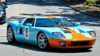 Ford gt cars wallpaper