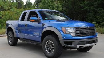 Ford raptor pickup trucks Wallpaper