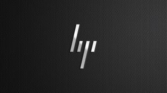 Hewlett packard logos minimalistic wallpaper