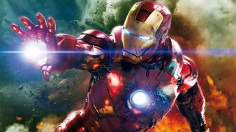 Iron man the avengers movie wallpaper