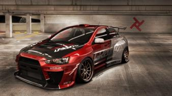 Lancer evolution x mitsubishi wallpaper