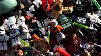 Lego star wars legos Wallpaper