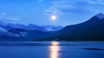 Microsoft windows 8 nature nighttime wallpaper