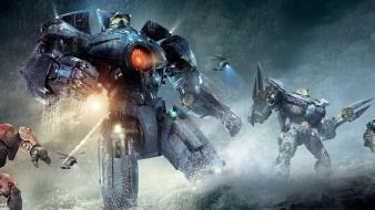 Pacific rim widescreen Wallpaper