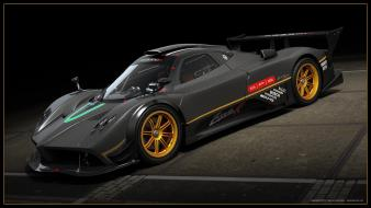 Pagani zonda r cars engines luxury sport wallpaper
