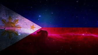 Philippines space stars wallpaper
