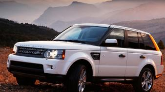 Range rover sport hse cars white wallpaper